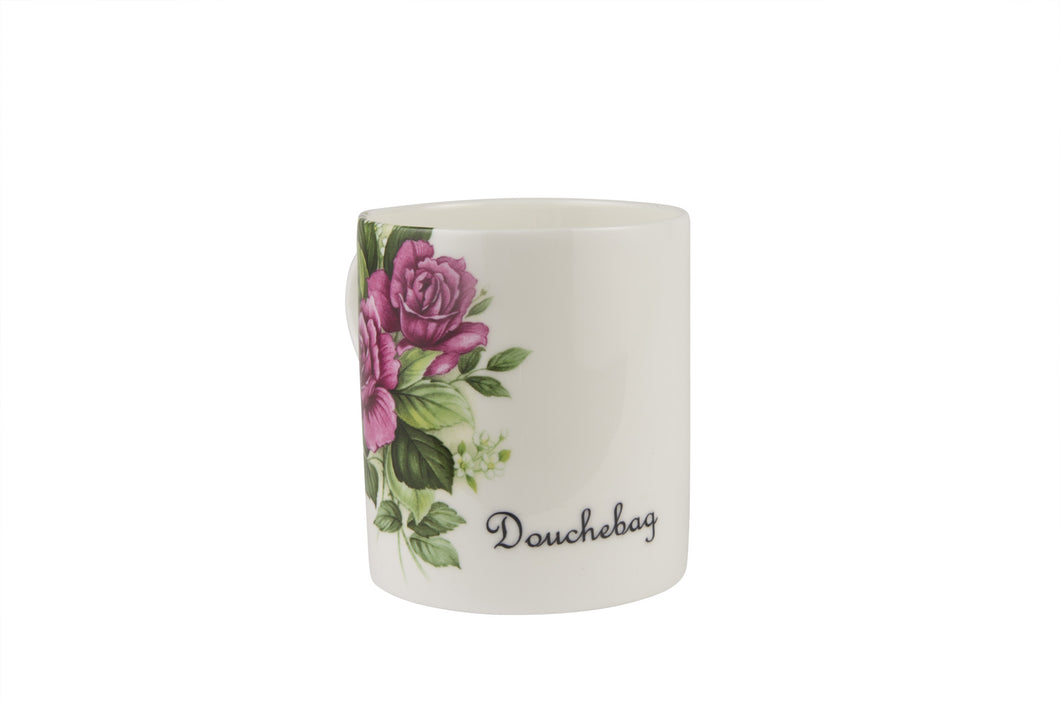 Douchebag Mug - purple