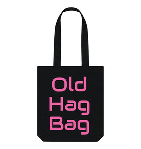 Black Old Hag Bag
