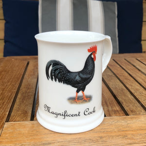 Magnificent Cock Tankard