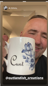 Fat Tony's Cunt mug