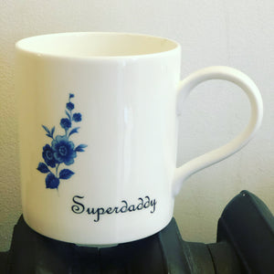 Superdaddy Mug