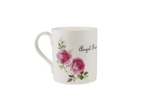 Angel Face Mug made in fine bone china