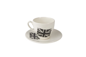 Black and White Union Jack - Blackjack