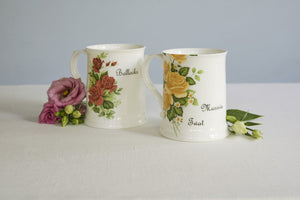 Custom made personalised tankard