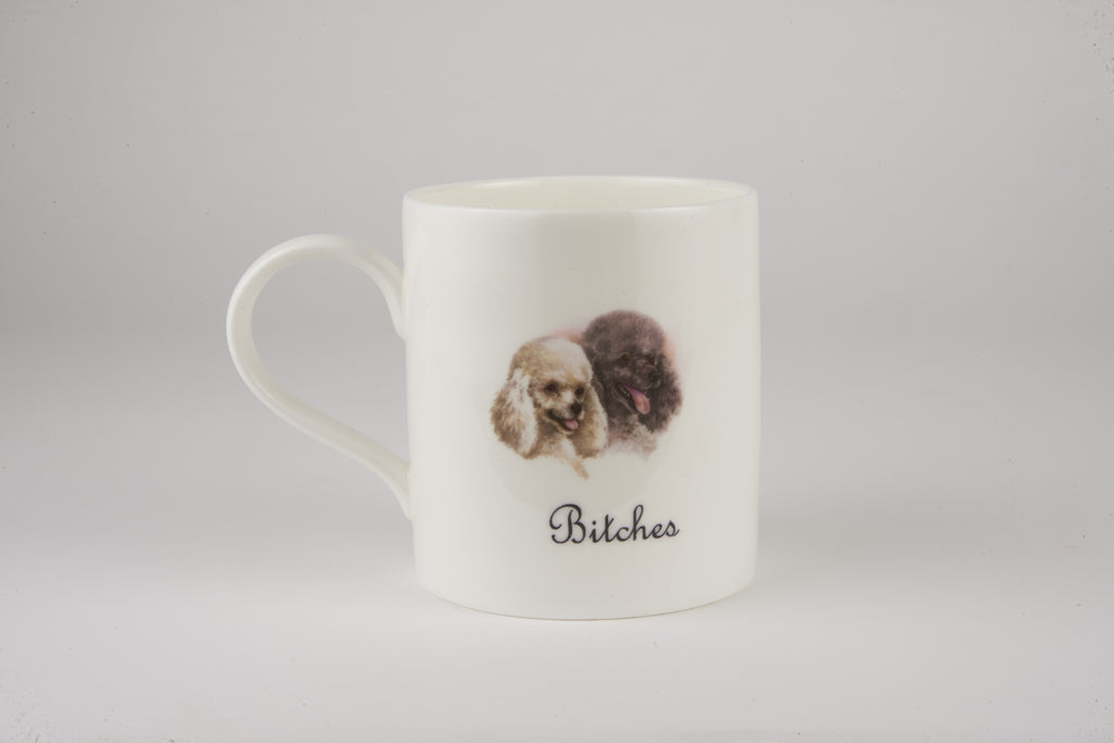 Bitches-mug-poodles