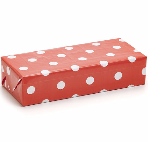 Red Polka Dot Design