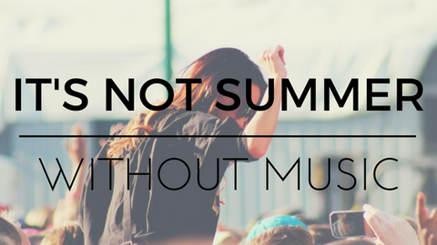 Summer music festivals