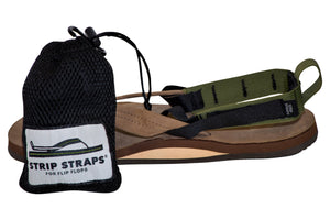 FLIP FLOP STRAPS OUTDOORS