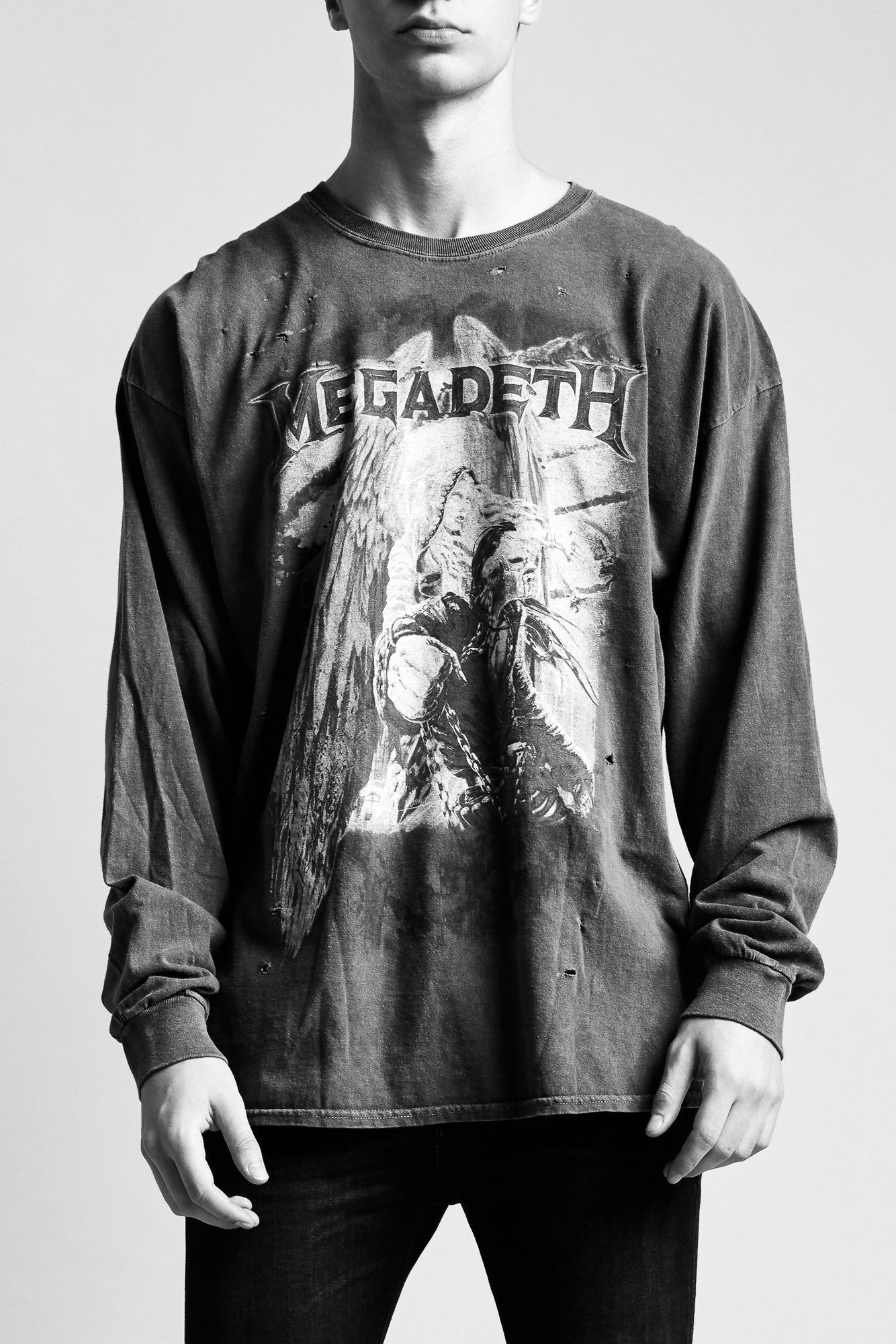 Megadeth Long Sleeve T