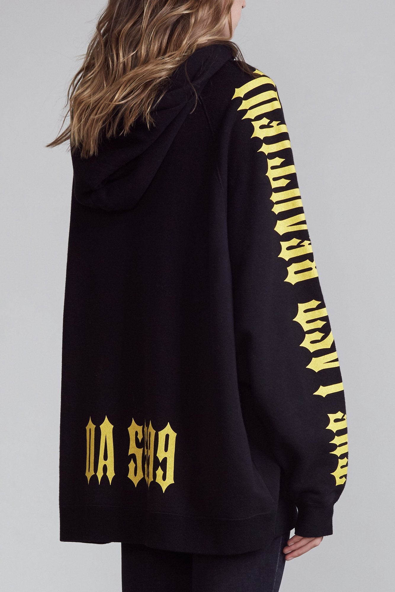 The Last Beautiful Soul Oversized Hoodie