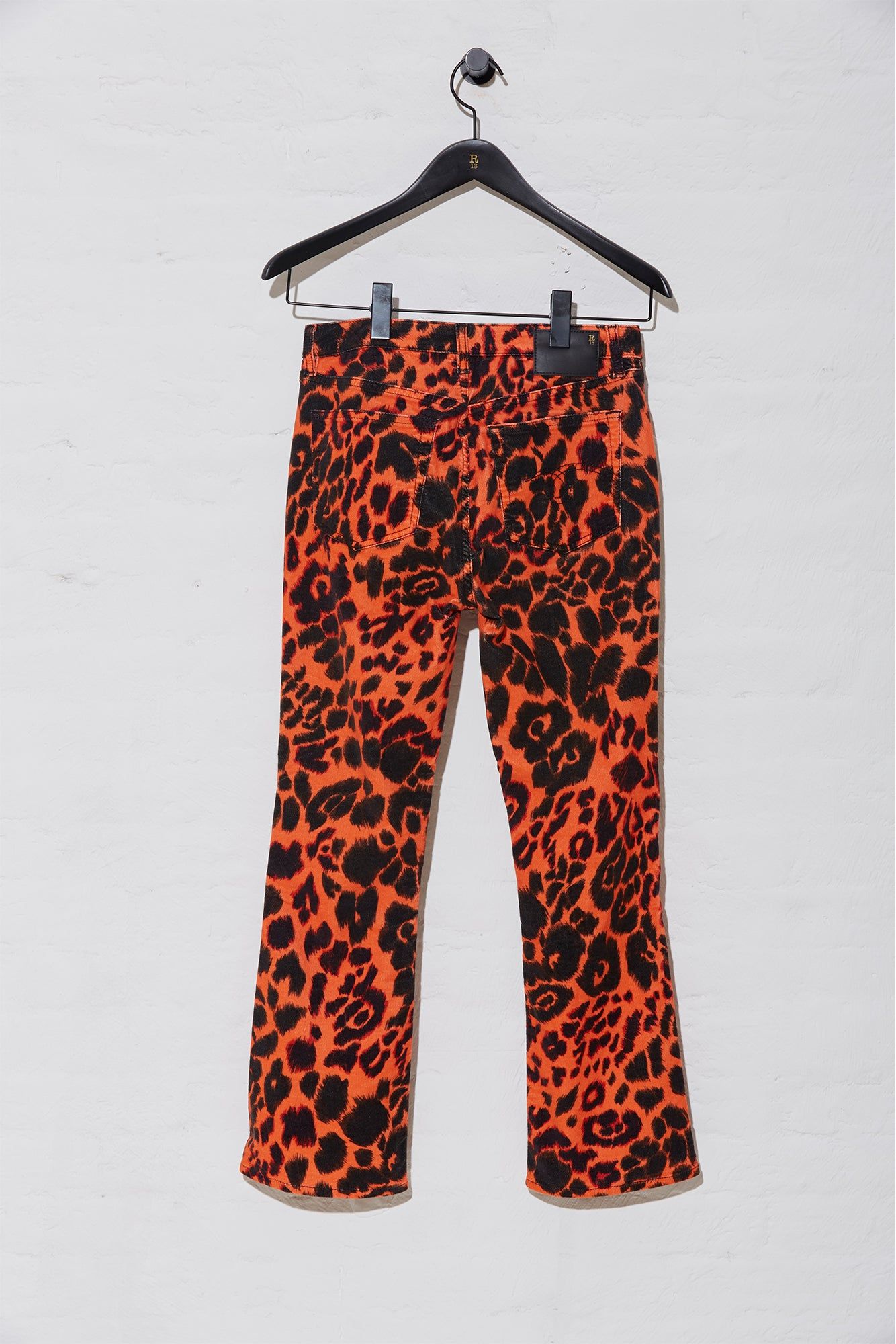 Kick Fit - Orange Leopard