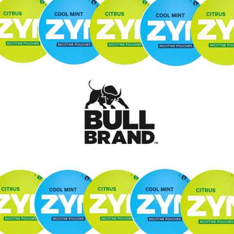 Zyn Nicotine Pouches Available To Buy Online At Bull Brand