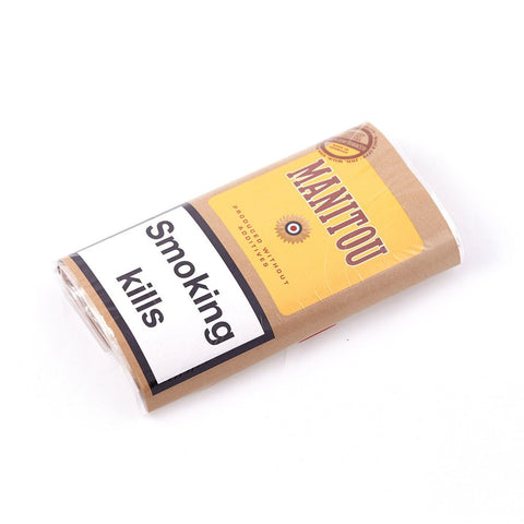 Manitou additive free tobacco