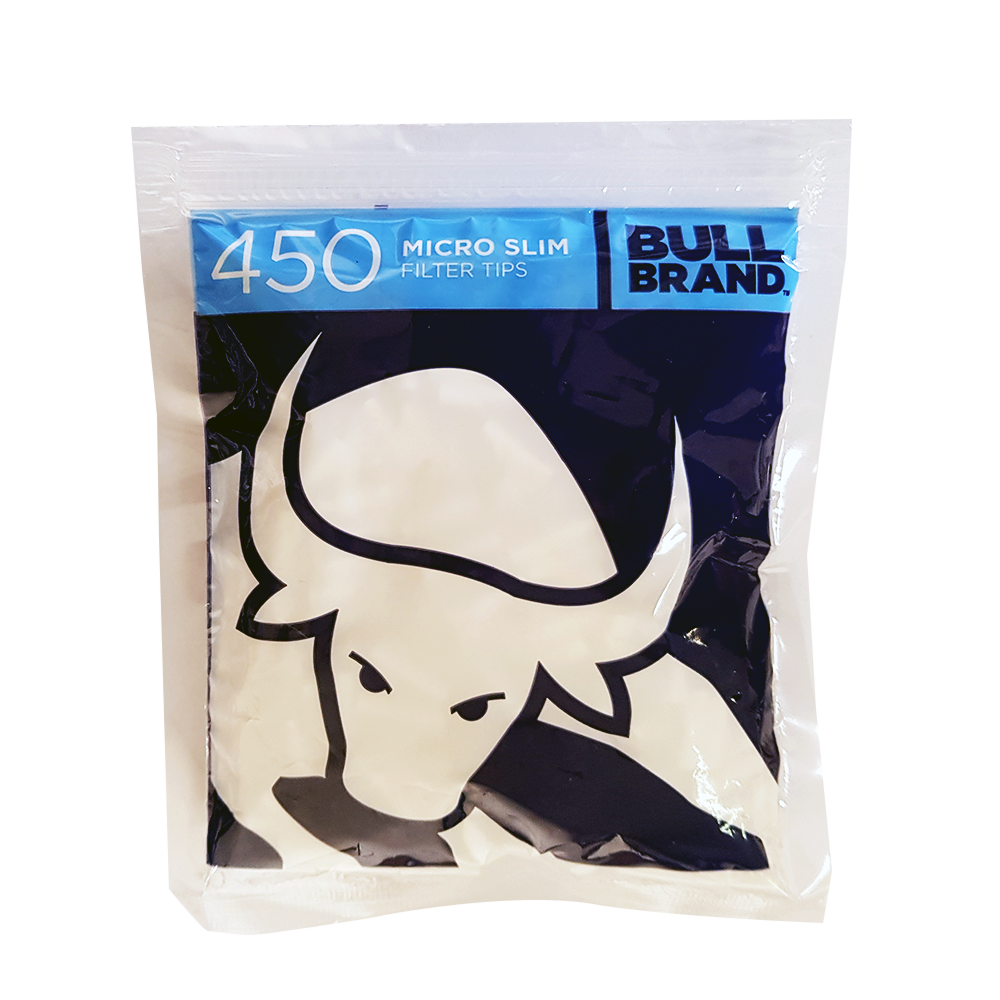 Bull Brand Micro Filter Tips Bags 450s