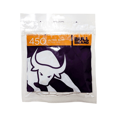 Bull Brand Ultra Filter Tips Bags 450s