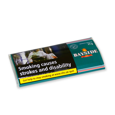 Bayside Green Menthol Pipe Tobacco 25g Pouch