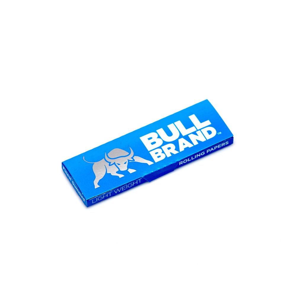Bull Brand Blue Rolling Papers 8 Pack