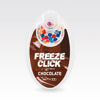 Freeze Click Chocolate loose Capsules 100s