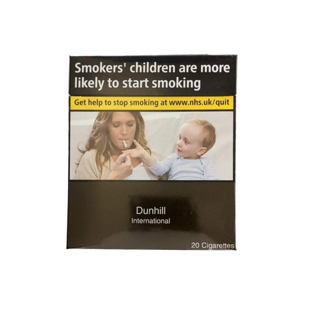 Dunhill International 20s Cigarettes
