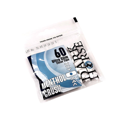 Dark Horse Menthol Filter Tip Crush Capsules 60 Bags