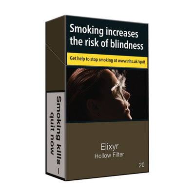 Elixyr Hollow Filter Cigarettes