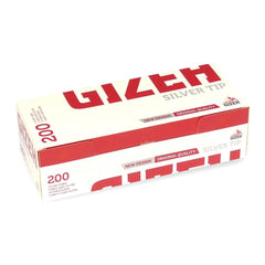 Gizeh Filter Tubes Silver