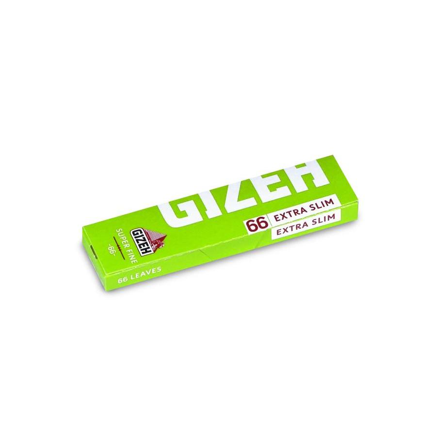 Gizeh Super Fine Extra Slim 66 Papers