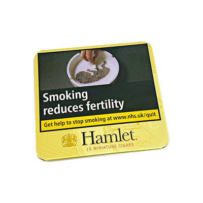 Hamlet Miniature Cigars Tin of 10
