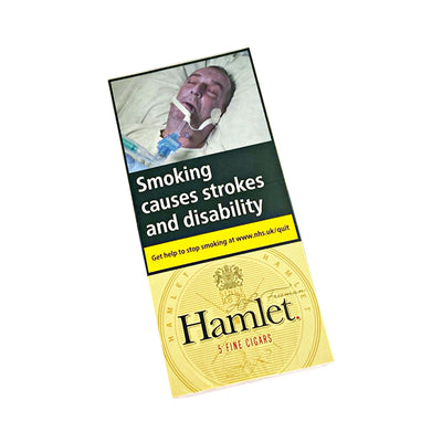 Hamlet Fine Cigars Box of 5