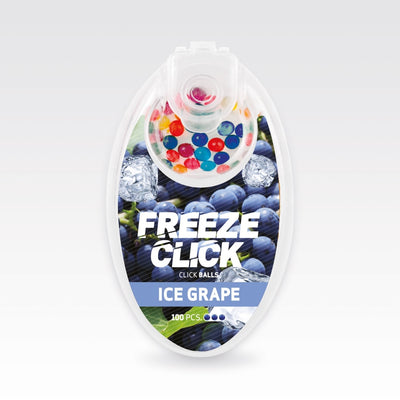 Freeze Click Ice Grape loose Capsules 100s