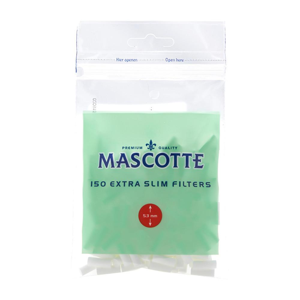 Mascotte Extra Slim Filter Tips