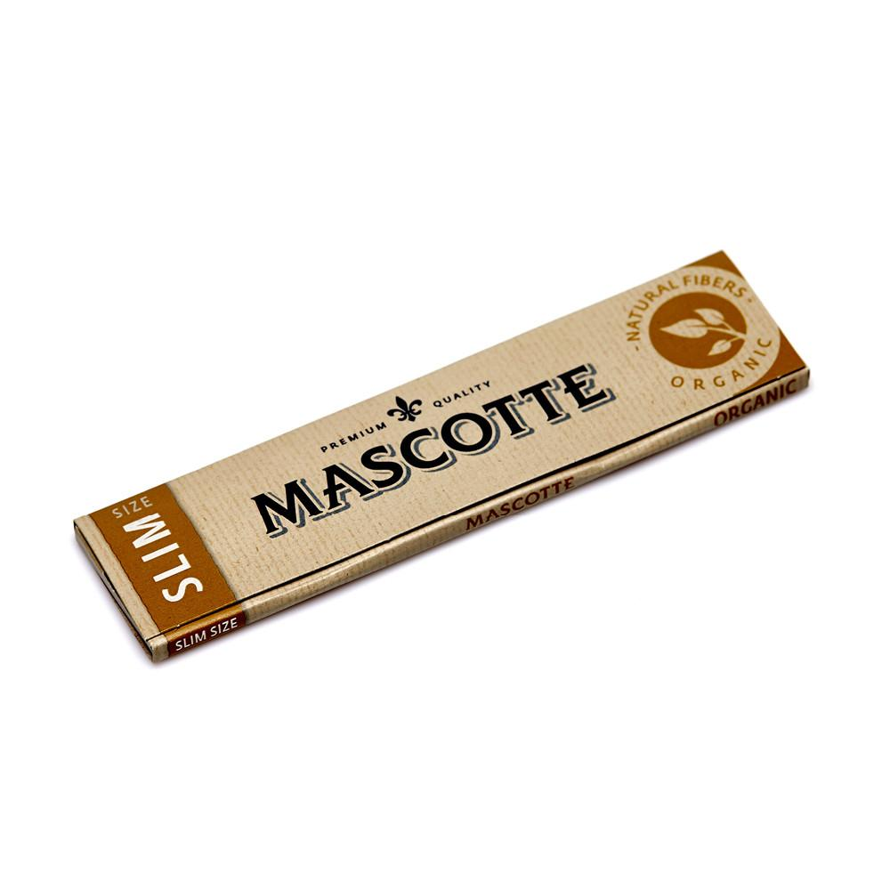 Mascotte KING SIZE Slim Organic Rolling Papers