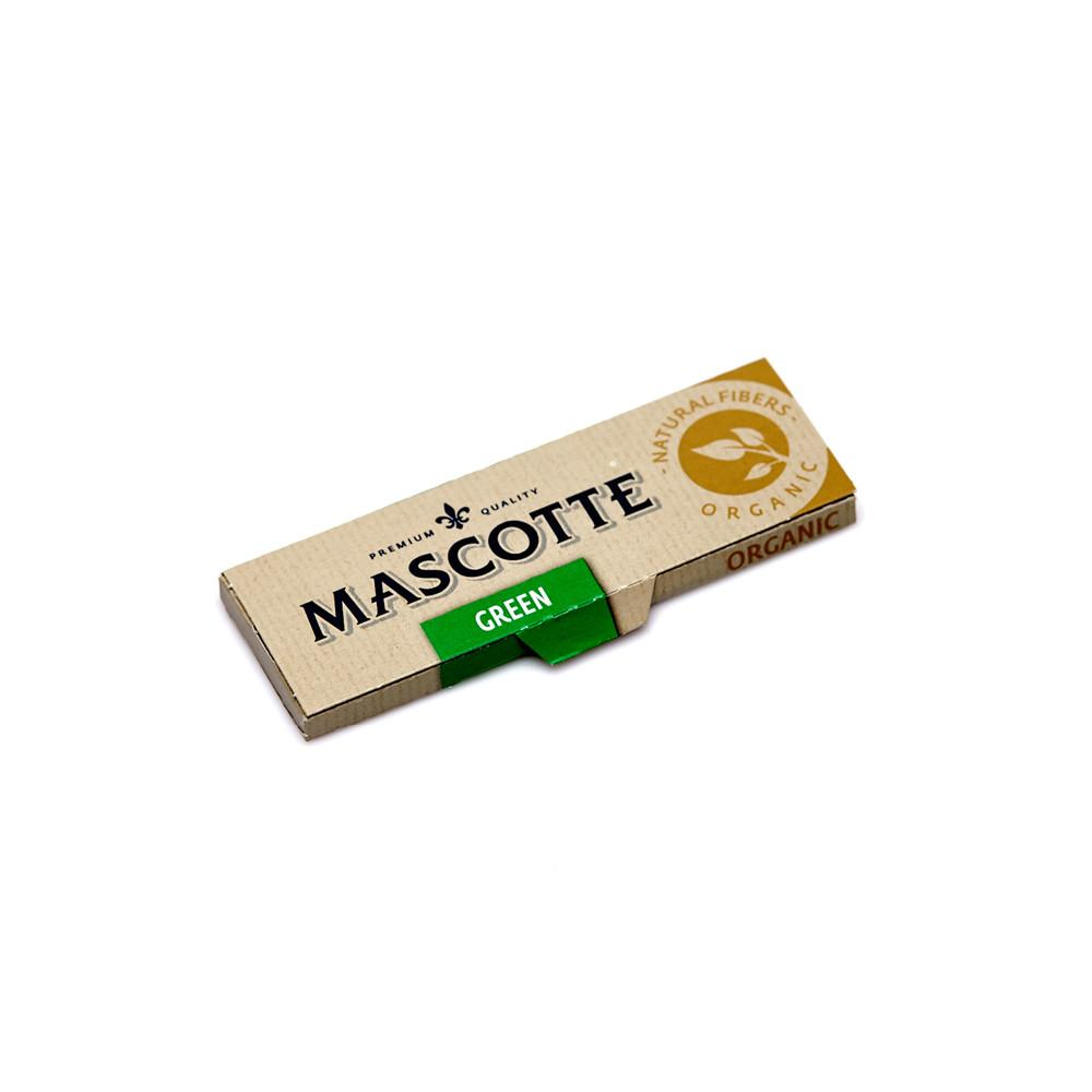 Mascotte Green Organic Rolling Papers
