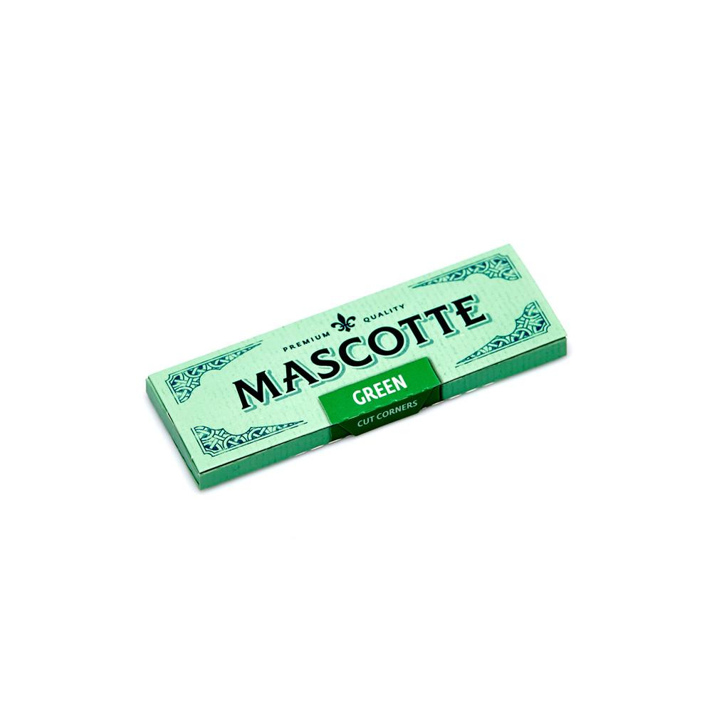 Mascotte Green Cut Corners
