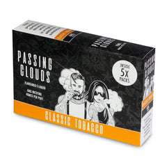 Passing Clouds Classic Tobacco Flavoured E-Liquid 6MG