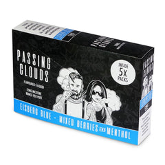 Passing Clouds Eisberg Blue Flavoured E-Liquid 12MG