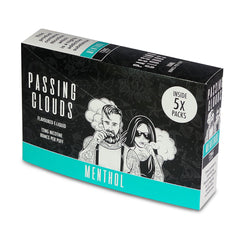 Passing Clouds Menthol E-Liquid 12mg