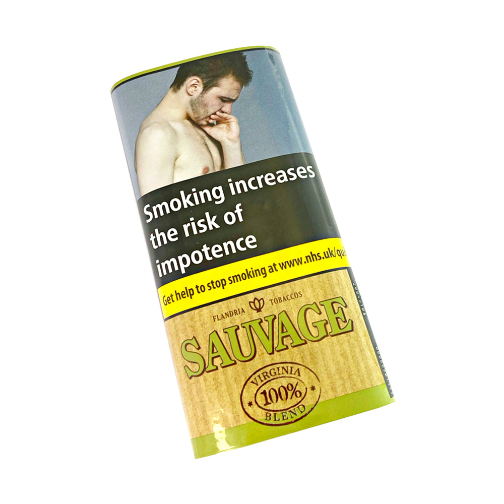 Sauvage Additive Free Pipe Tobacco 25g