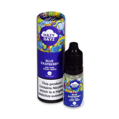 Hazy Dayz Blue Raspberry Sub-Ohm E-Liquid 6mg