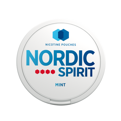 Nordic Spirit Nicotine Pouch Mint 12mg