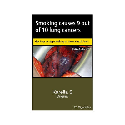 Karelia Slims Original Cigarettes 20 Pack