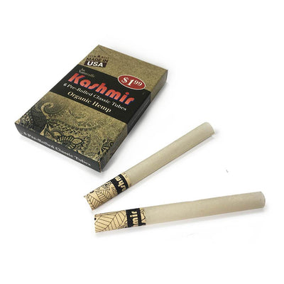 Kashmir 6 Pre Rolled Classic Tubes