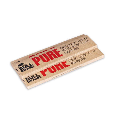 BULL BRAND PURE KS PAPERS