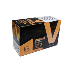 Vapin Vanilla Custard E-Liquid 6MG