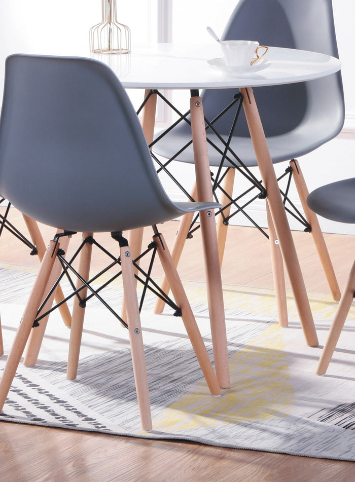 Table Only - Round Eiffel Style T-1405