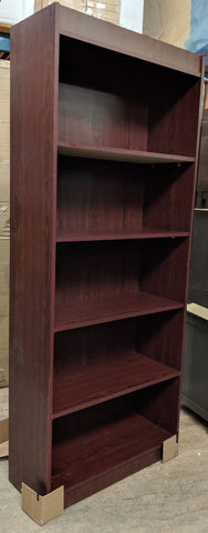 STR 100 Bookcase - 5 Shelves - Available in Various Colours