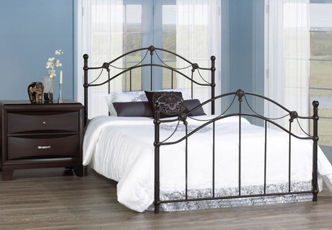 Bed - Queen Rope Bed  IF-125