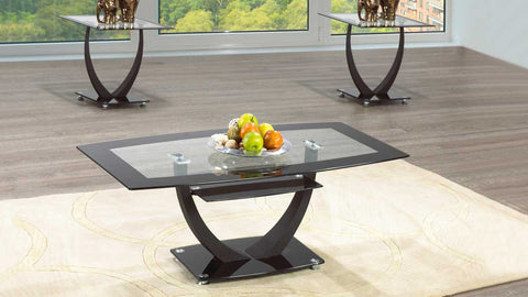 3Pc Coffee Table Set  IF-2007