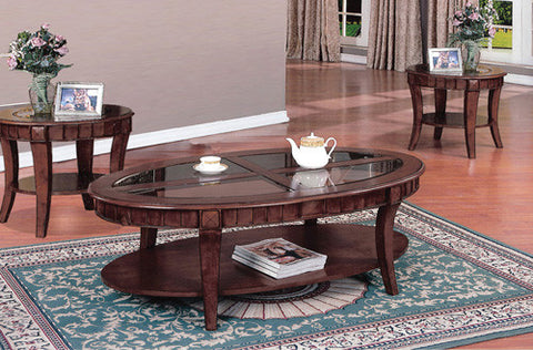 3 Pc Coffee Table Set  IF-2053