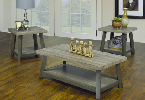 3 pc Coffee Table Set  IF-2085 / 2086